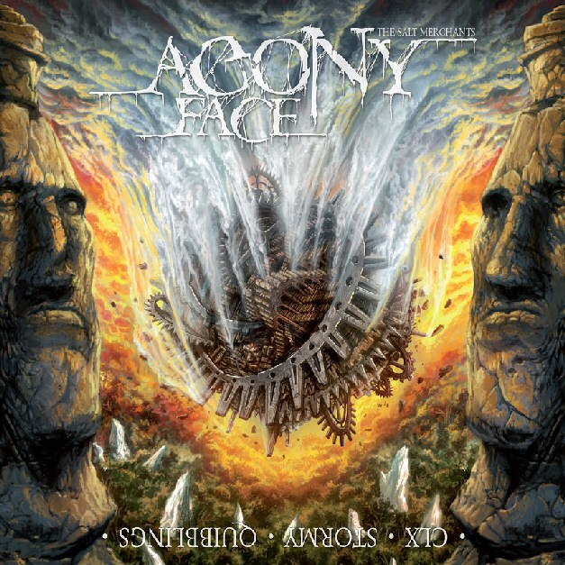 AgonyFace_cover