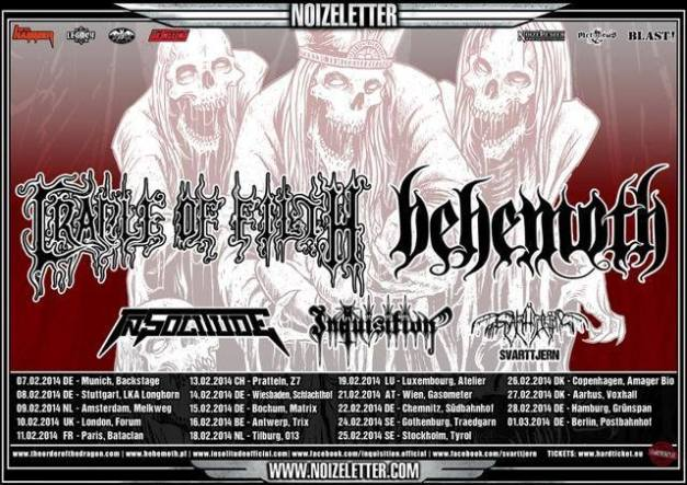 BehemothCradleOfFilth