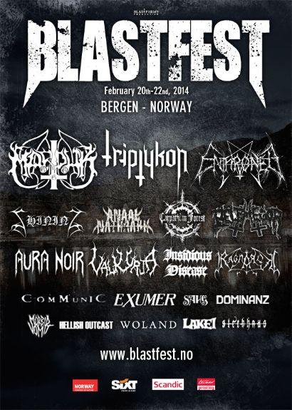 BlastfestNorwayPoster