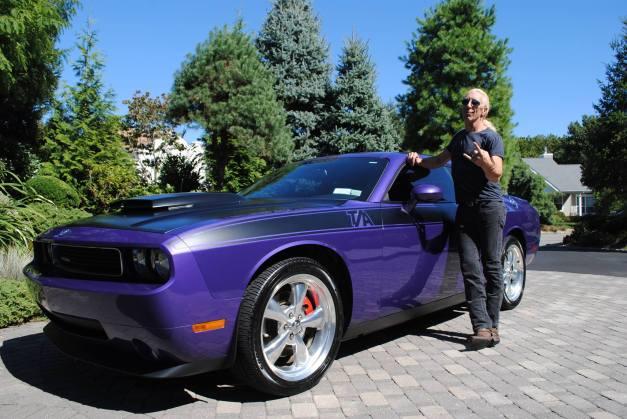 Dee Snider Stars Car Auction