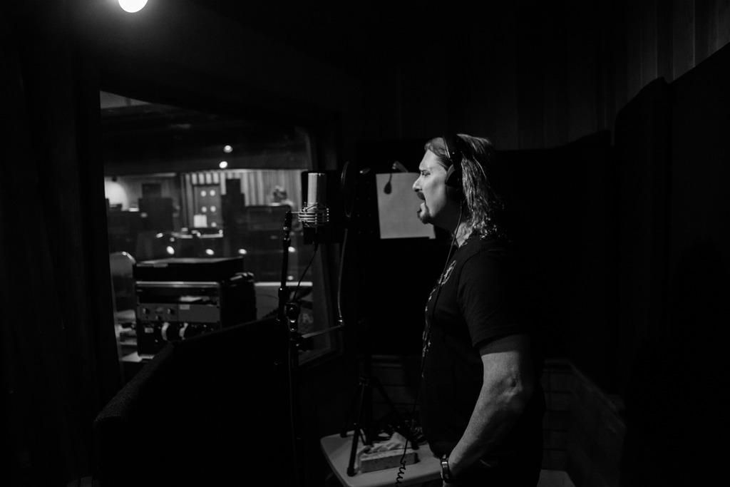 Dream Theater in the studio 2013