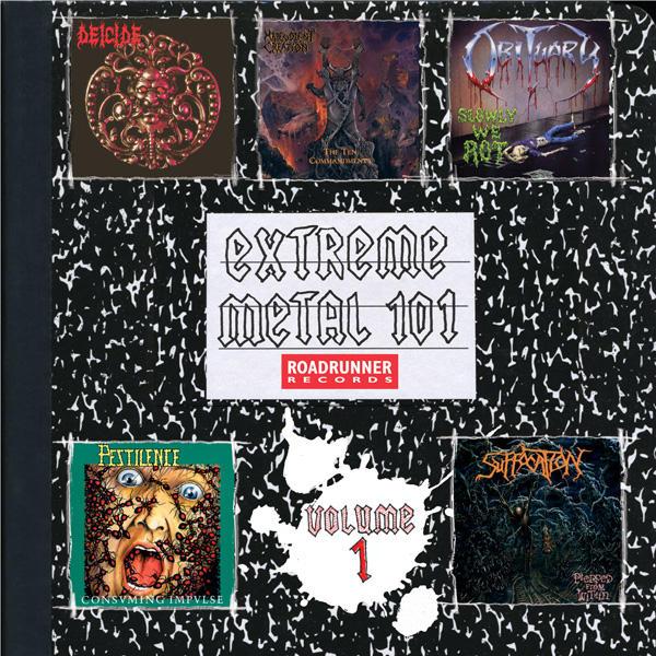 Extreme Metal 101, Vol. 1