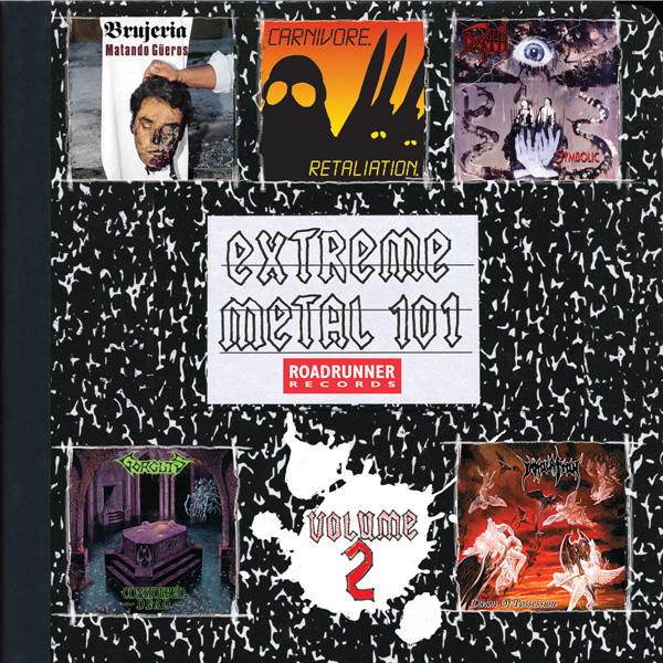 Extreme Metal 101, Vol. 2