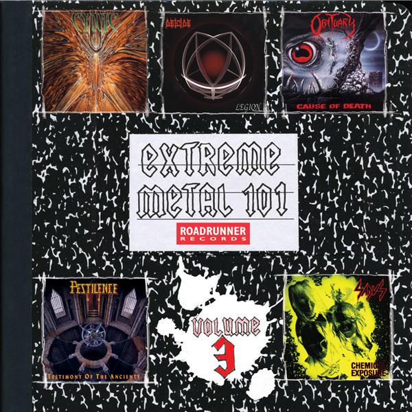 Extreme Metal 101, Vol. 3