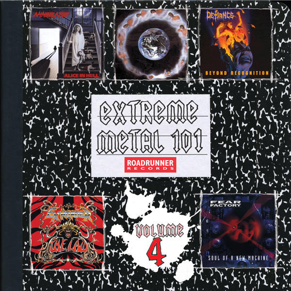 Extreme Metal 101, Vol. 4