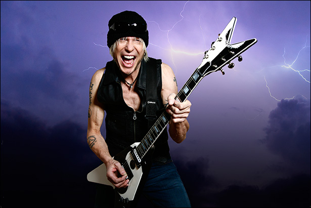 Michael Schenker. Photo Credit: © Diana Fabbricatore