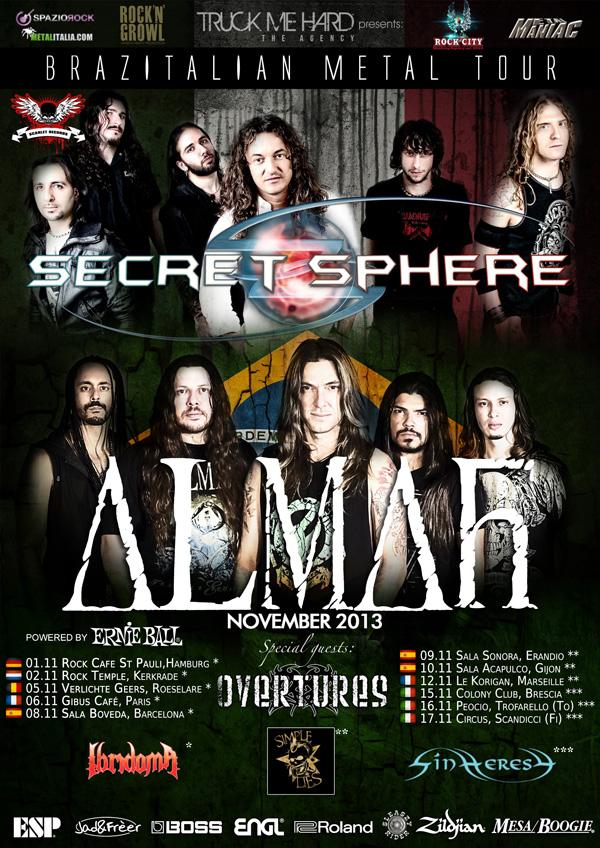 SecretSphereAlmahTour