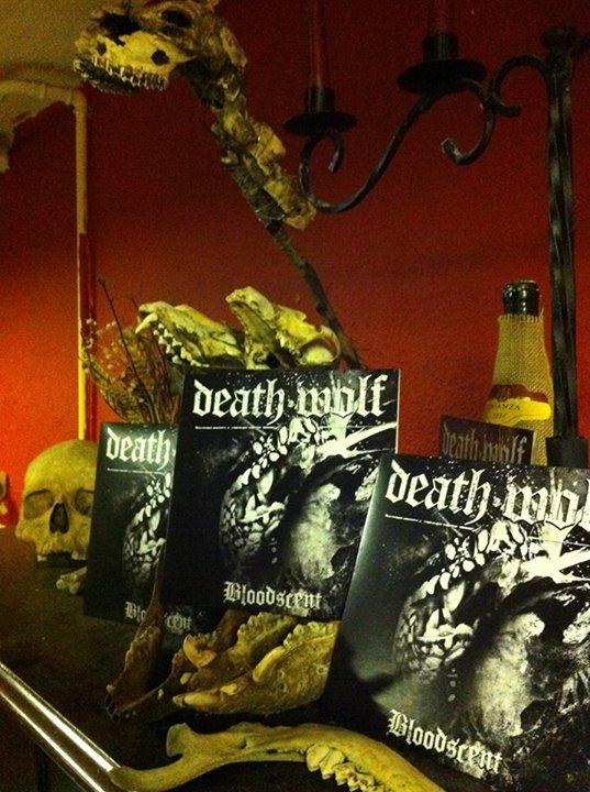 DeathWolfRare7inch