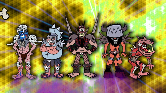 gwar-cartoon