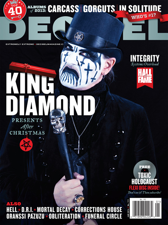 KingDiamond-decibel