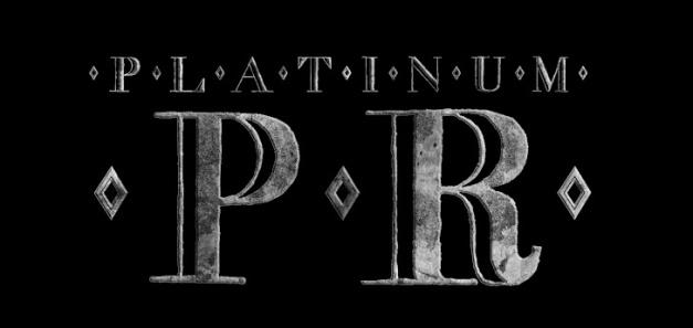 PlatinumPR_MetallicLogo