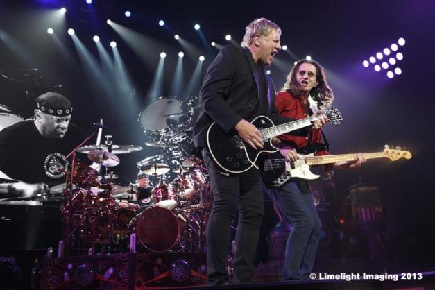 Rush Live in 2013
