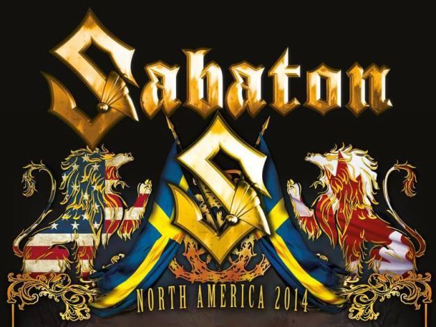 SabatonNorthAmerica