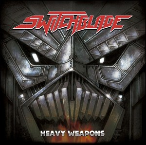 SwitchbladeHeavy Weapons - Front Cover