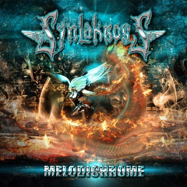 Artbook CD for Synlakross, Melodichrome album