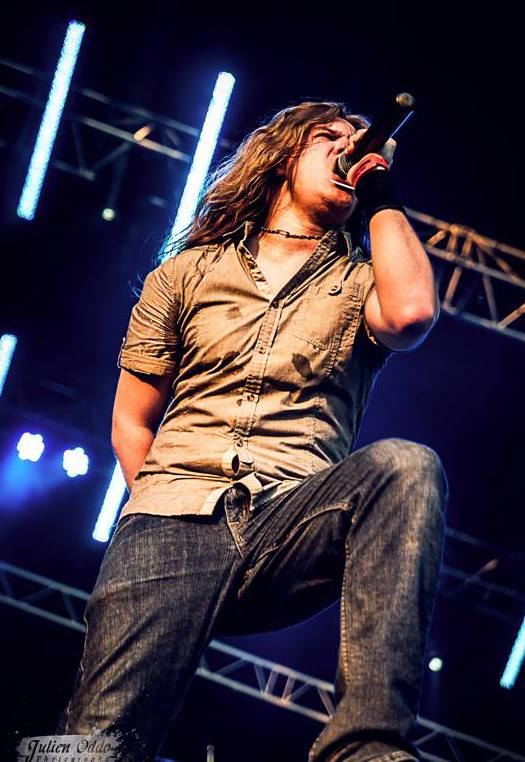 Destinity's new Singer Yan Pierrat