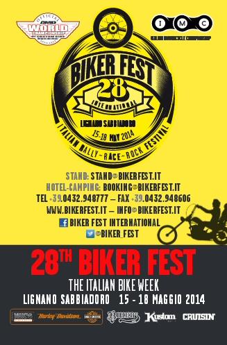 BikerFest2014poster