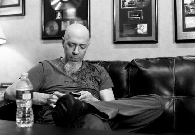 Jordan Rudess in the Studio