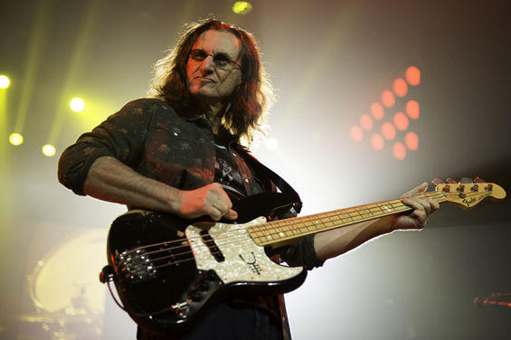 Geddy Lee by Andrew Youssef