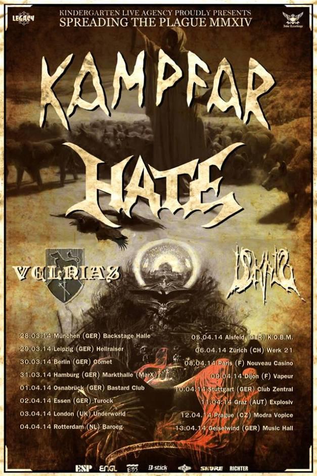HateKampfarTourPoster