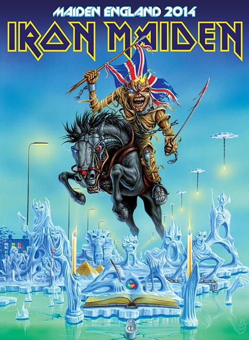 Iron Maiden 2014