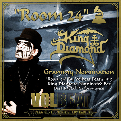 KingDiamondVolbeat-grammy