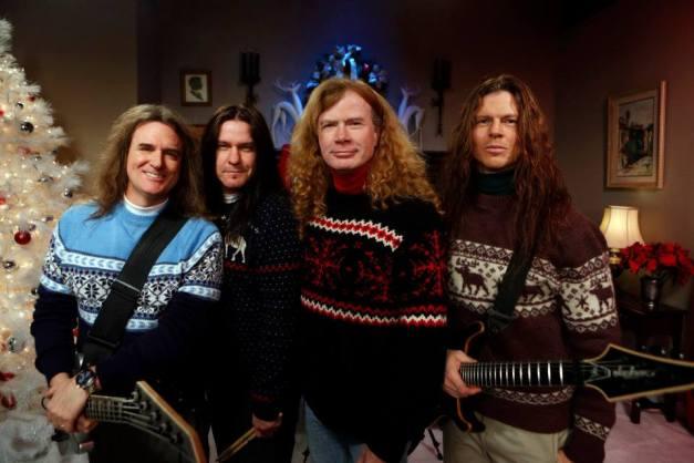 Megadeth Christmas 2