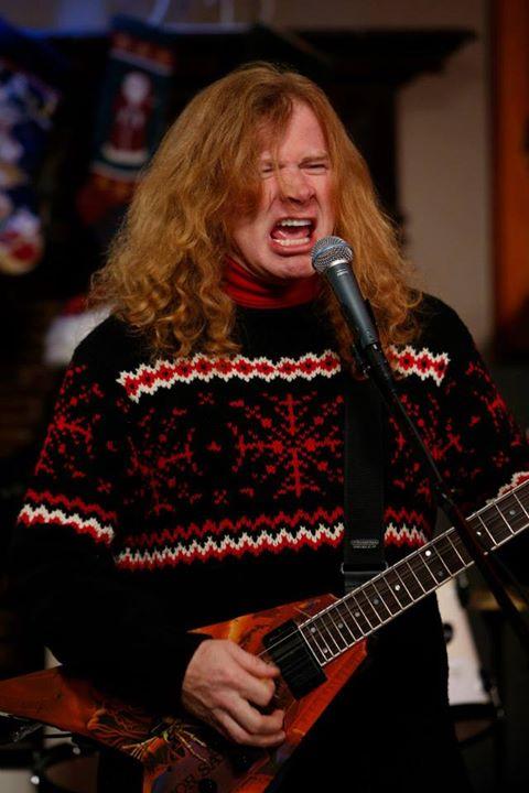 Megadeth Christmas