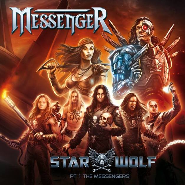 MessengerStarWolf