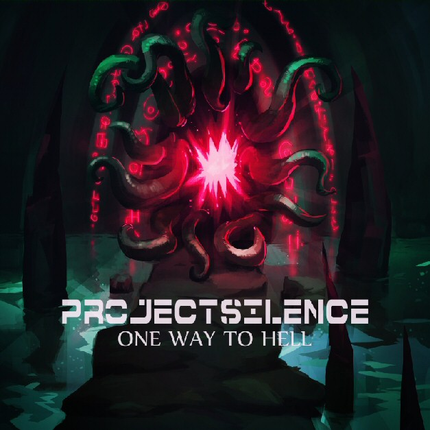 ProjectSilenceOneWayToHell_cover