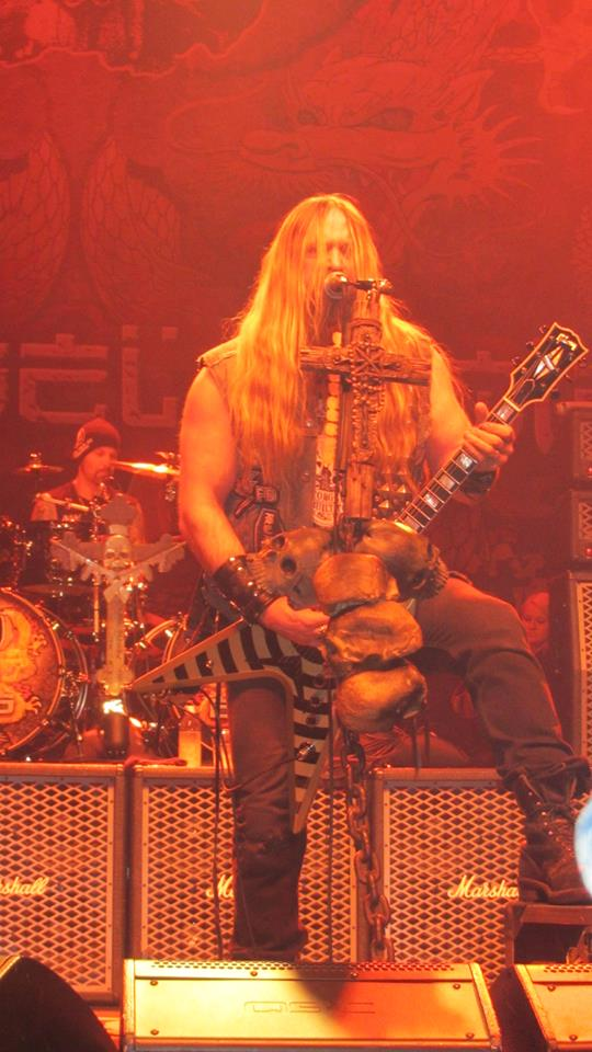 BLACK LABEL SOCIETY NAMM 2014