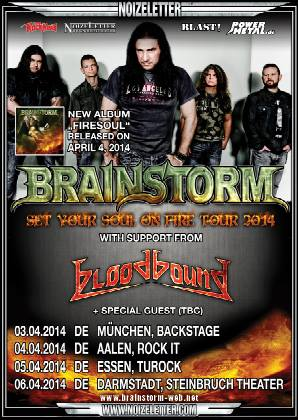 Brainstorm-tour-poster
