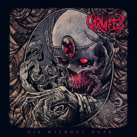 CARNIFEX - artwork
