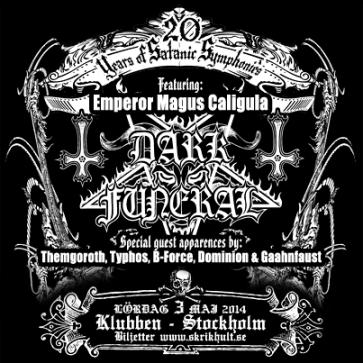DarkFuneralSpecialShow