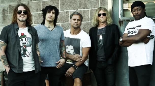 Guns N Roses 2013 Members members of Guns N  Roses
