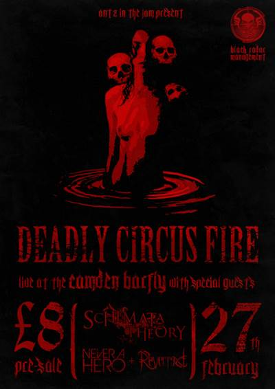DeadlyCircusFire-poster