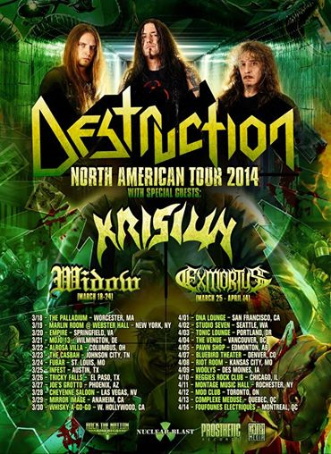 DestructionNorthAmericanTour