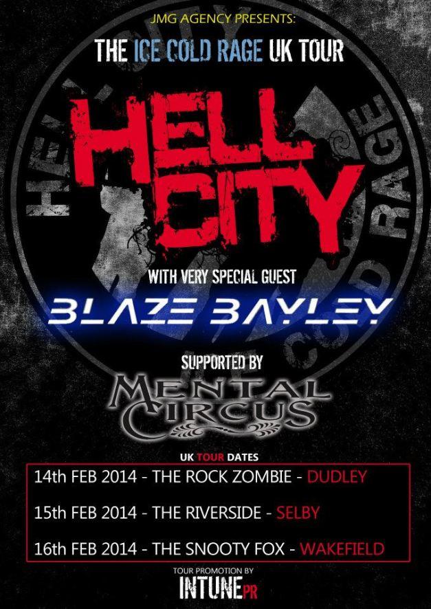 HellCity-tour-poster