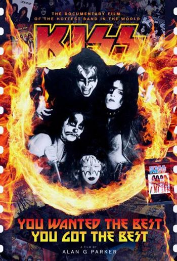 KISS Documentary Poster