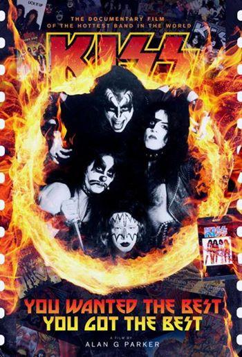 KISS Documentary Poster