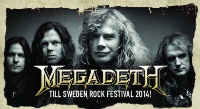 MegadethSwedenRock