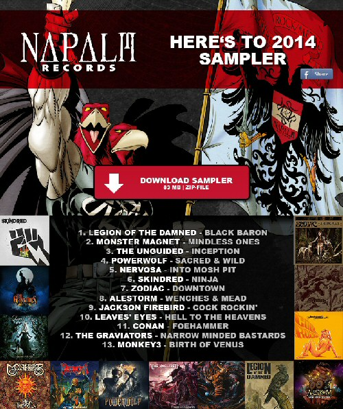 napalmrecords-free-sampler