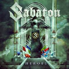 SABATON - 2nd artwork heroes