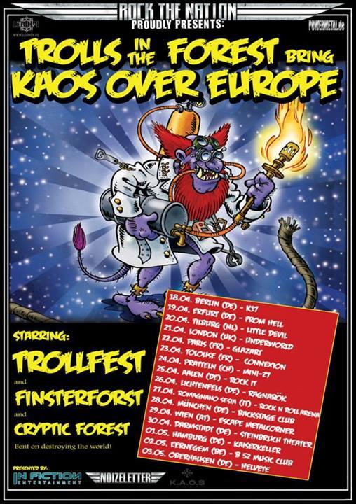 Trollfest-tour-poster