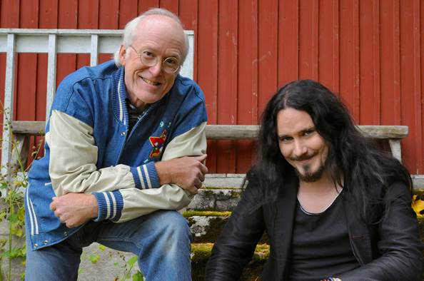 TUOMAS HOLOPAINEN and Don Rosa