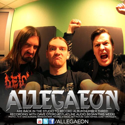 allegaeon-studio