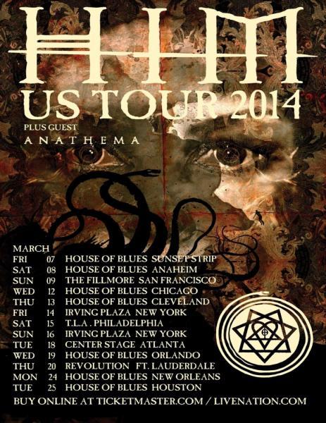 Anathema-HIM-tour