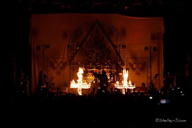 BehemothTourStage