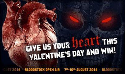 Bloodstock Valentine