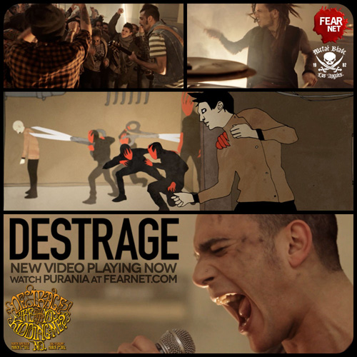destrage-purania